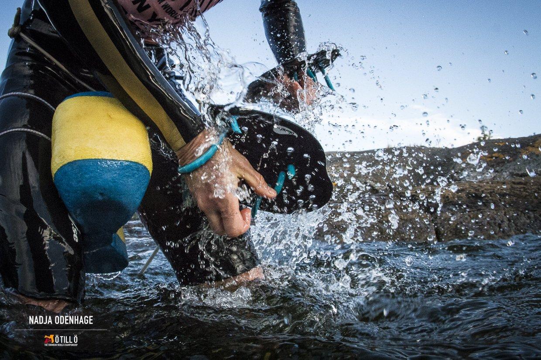 Plaquettes & Pull buoy Photo © Nadja Odenhage / ÖTILLÖ15