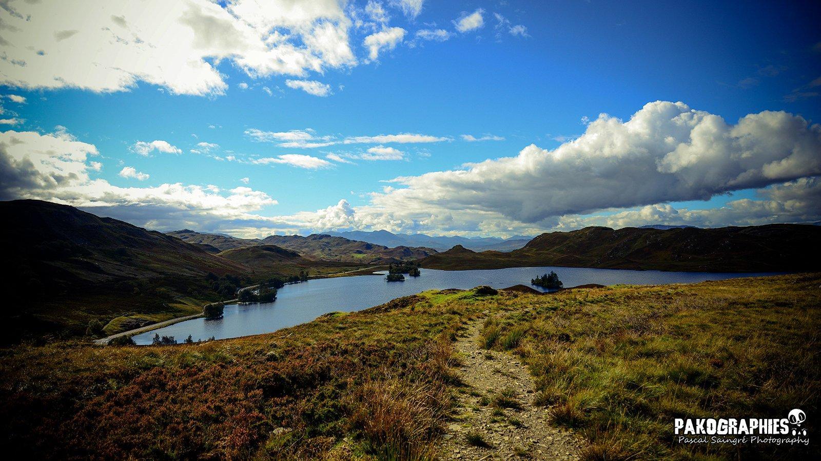 Loch Tarff © Pascal Singré