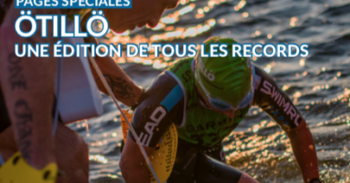 couverture du mag Swimrun France de septembre 2018