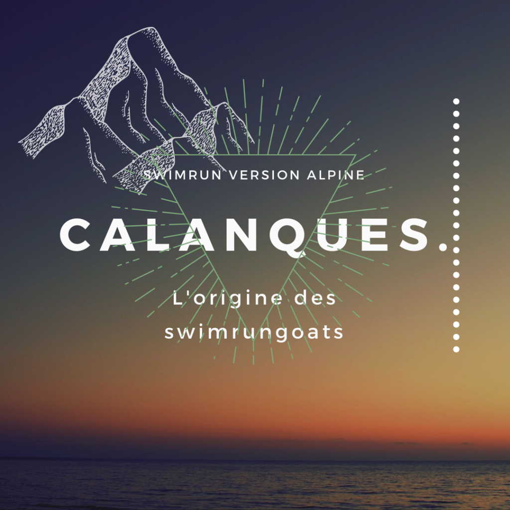 swimrun calanques version alpine