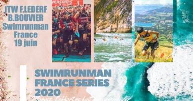 Swimrunman France Series 2020 vs SARS-CoV-2