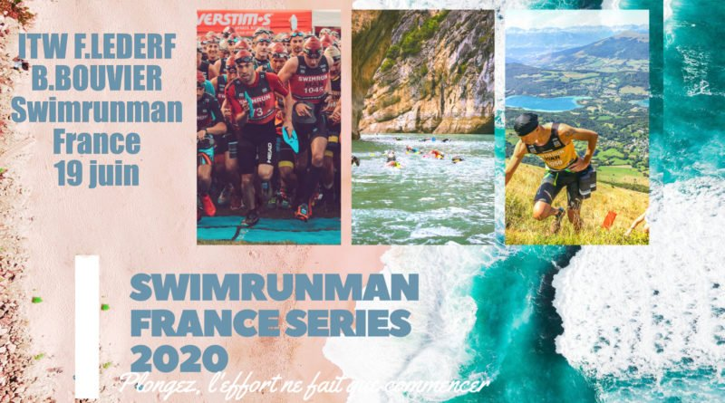 Swimrunman France Series 2020 vs SARS-CoV-2