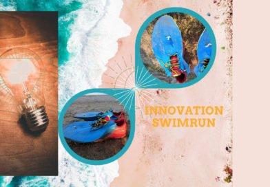 La chaussure palme innovation du mois en swimrun ?
