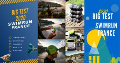 Swimrun France Big Test 2020