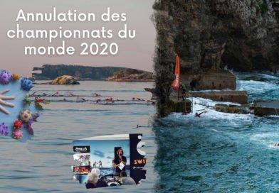 Annulation des championnats du monde de swimrun 2020