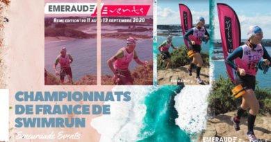 Les premiers Championnats de France de Swimrun