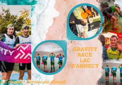 La Gravity Race d'Annecy, l'ivresse des éléments