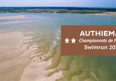 Les Championnats de France de Swimrun 2021 à l'Authieman