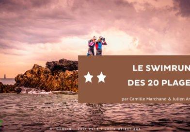 Le Swimrun des 20 plages de Pornichet à Saint Nazaire