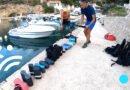 La flottaison des Pull Buoys de swimrun en 2021