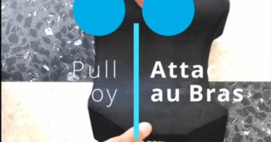 Comment faire l'attache de Pull Buoy swimrun au bras ?