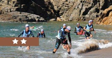 Swimrun des 20 plages Saint Nazaire 2021